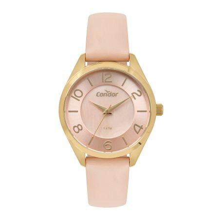 Relógio Condor Bracelete Feminino Dourado CO2036KWW/K4J