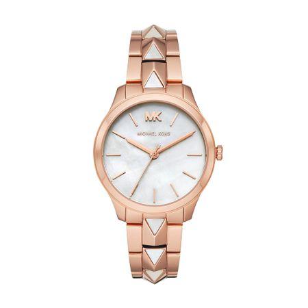 Relógio Michael Kors Runway Feminino Rosé MK6671/1JN