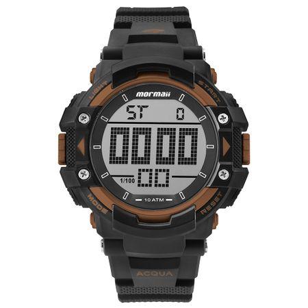 Relógio Mormaii Action Masculino Preto MO15190AB/8L