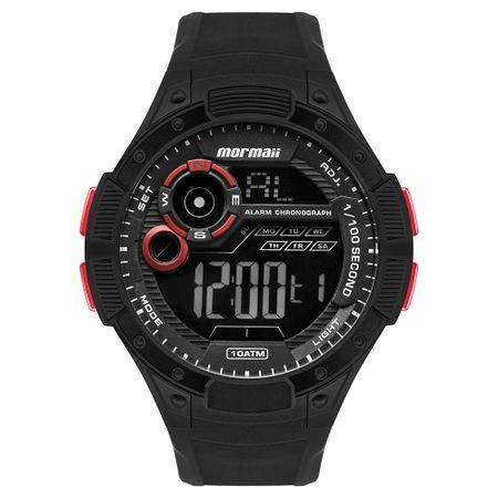 Relógio Mormaii Wave Masculino Preto MO1590AB/8R