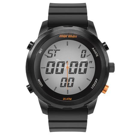 Relógio Mormaii Pro Masculino Preto MO2035KD/8P