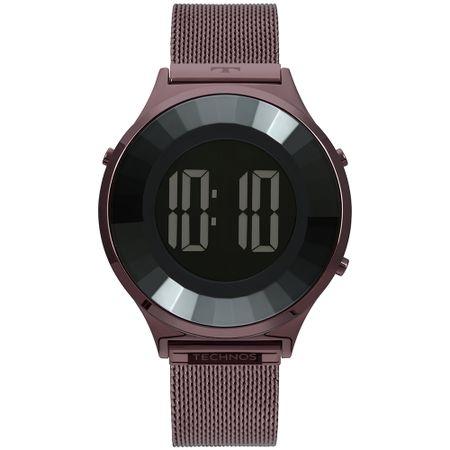 Relógio Technos Crystal Feminino Roxo BJ3851AI/4P