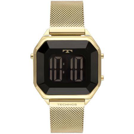 Relógio Technos Crystal Feminino Dourado BJ3851AJ/4P