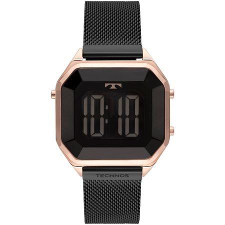 Relógio Technos Crystal Feminino Bicolor BJ3851AM/4P