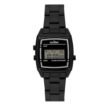 Relógio Condor Mini Feminino Preto COJH512AF/4P