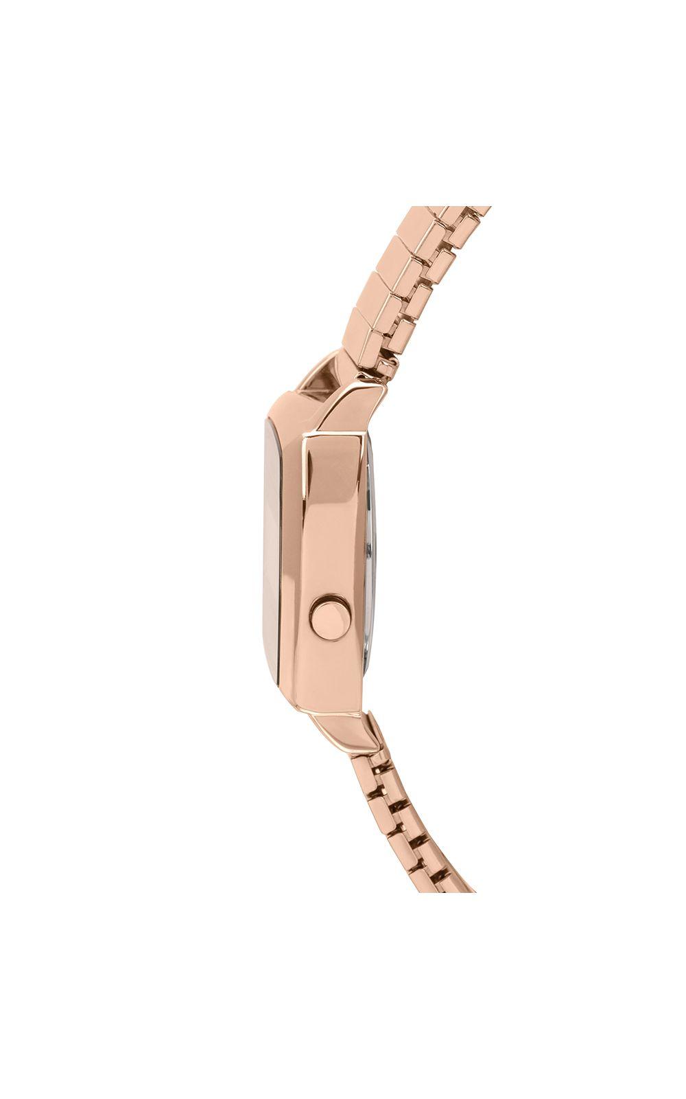 Foto 2 - Relógio Condor Mini Feminino Rosé COJH512AG/4J