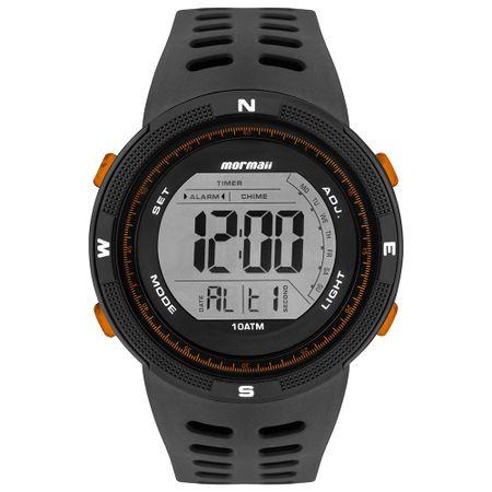 Relógio Mormaii Acqua Masculino Preto MO3590AB/8L