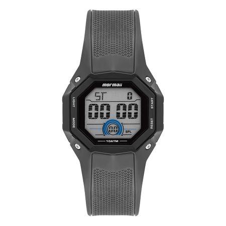 Relógio Mormaii Acqua Masculino Cinza MO5650AC/8C