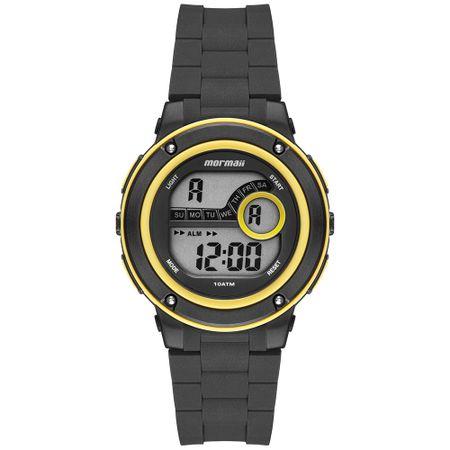 Relógio Mormaii Acqua Masculino Preto MO8740AA/8Y