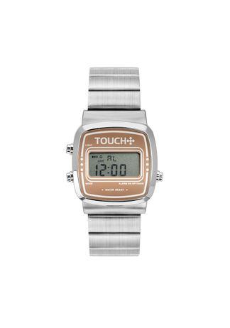Relogio-Touch-Digital-Prata-TWJH02AL-3T
