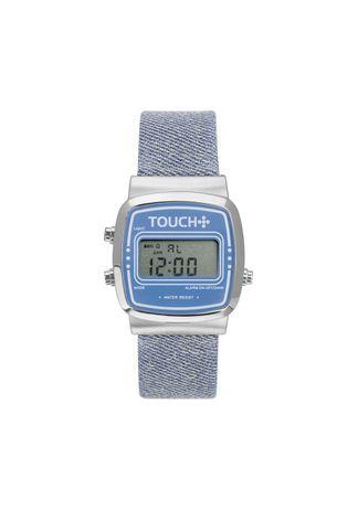 Relogio-Touch-Digital-Prata-TWJH02AM-2A