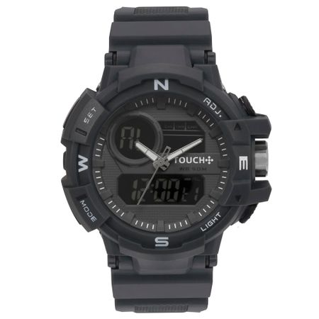 Relógio Touch Masculino Novo Olhar Preto - TWDGAP/8C