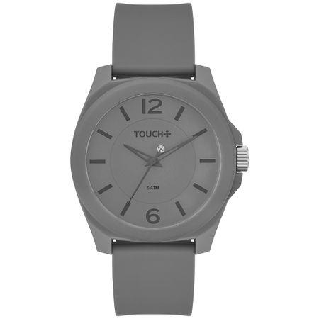 Relógio Touch Masculino Sil Cinza TW2036MJQ/8C