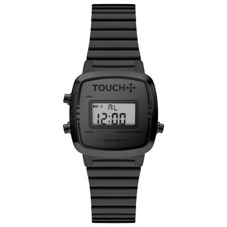 Relógio Touch Feminino Miúdo Preto TWJHS512BA/4P