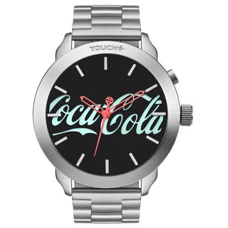 Relógio Touch Coca-Cola Masculino Prata TW2036LCT/4K
