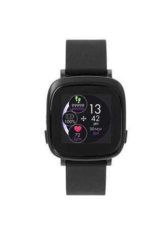 Smartwatch-Touch-Unissex-Conexao-Touch-Preto