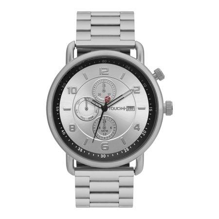 Relógio Touch Touch Masculino Prata TW6P89AC/3K