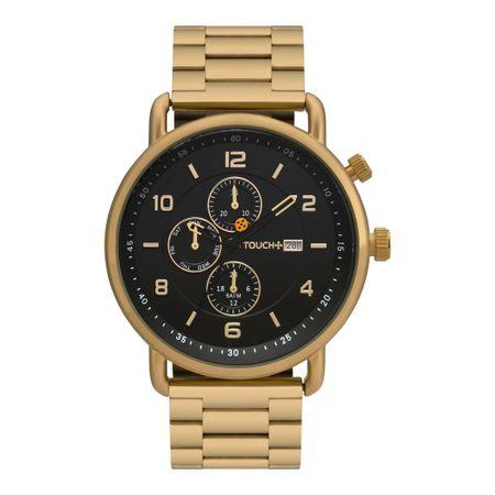 Relógio Touch Touch Masculino Dourado TW6P89AD/4P