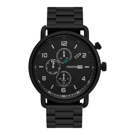 Relógio Touch Touch Masculino Preto TW6P89AB/4P