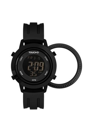 Relogio-Touch-Unissex-Preto-TWCV005AB-T4P