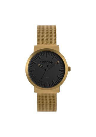 Relogio-Touch-Unissex-Dourado-TW2036MKQ-4P