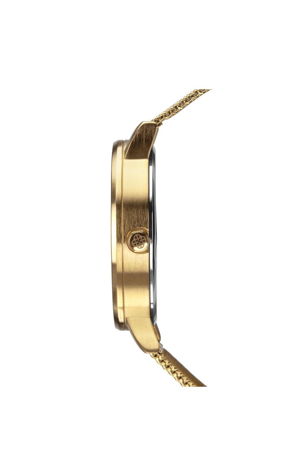 Foto 2 - Relógio Euro Feminino Mix Texture Dourado EU2036YPB/4D