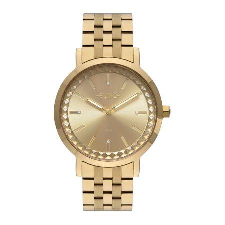 Relógio Euro Feminino Minimal Spike Dourado EU2036YOQ/4D