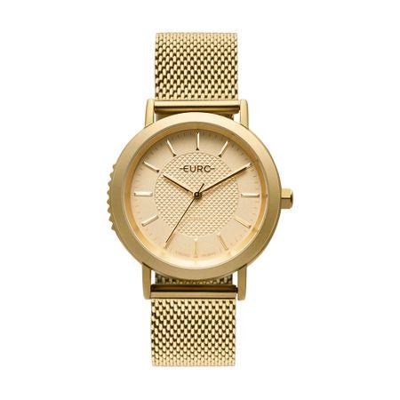 Relógio Euro Feminino Strong Woman Spikes Dourado EU2036YPY/4D