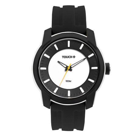 Relógio Touch Masculino Releituras Preto - TWCAM2035AC/8B