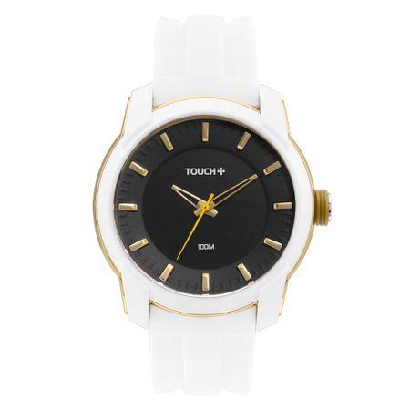 Relógio Touch Masculino Releituras Branco - TWCAM2035AD/8P