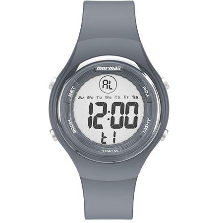 Relógio Mormaii Feminino Wave Prata - MO0600A/8C