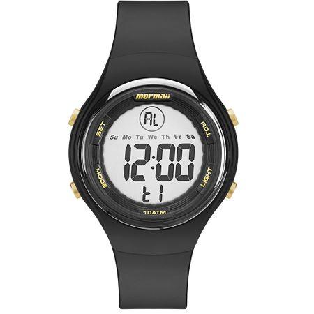 Relógio Mormaii Feminino Wave Dourado - MO0600B/8D