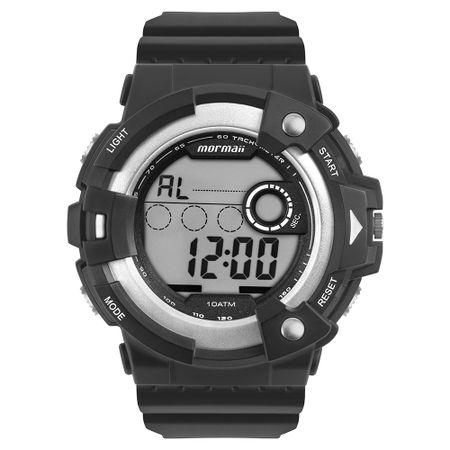 Relógio Mormaii Masculino Action Prata - MO15100AA/8K