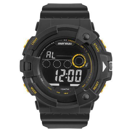 Relógio Mormaii Masculino Action Preto - MO15100AB/8P