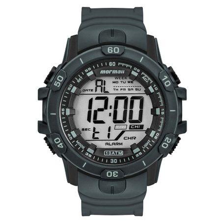 Relógio Mormaii Masculino Action Preto - MO3690AC/8V