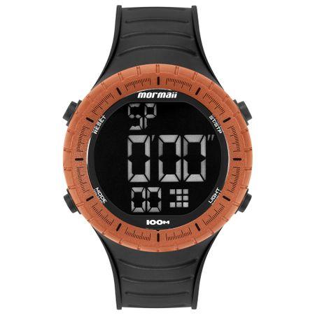 Relógio Mormaii Masculino Wave Preto - MOY1554AB/8L