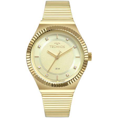 Relógio Technos Feminino Trend Dourado 2035MRU/4X