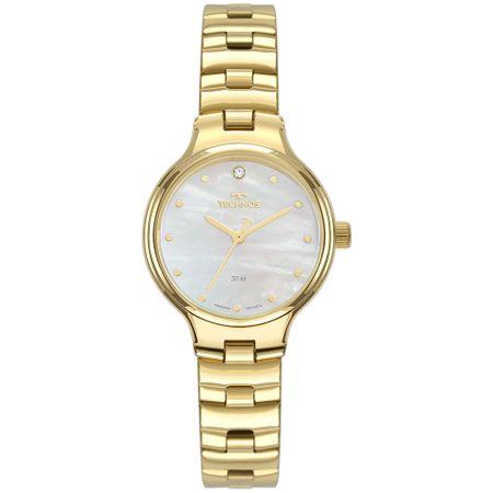 Relógio Technos Feminino Boutique Dourado 2036MLT/4B