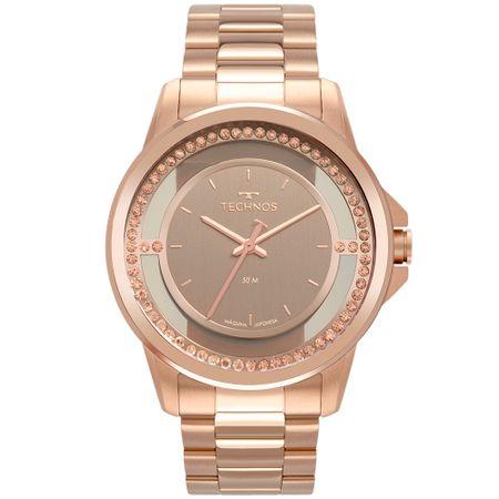 Relógio Technos Feminino Trend Rosé 2039CH/4J