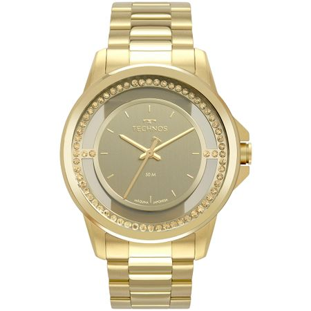 Relógio Technos Feminino Trend Dourado 2039CI/4X
