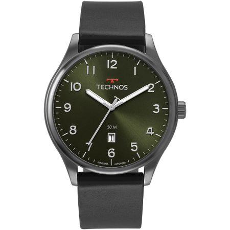 Relógio Technos Masculino Steel Grafite 2115MVB/2V
