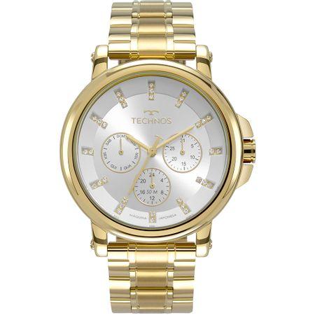 Relógio Technos Feminino Trend Dourado 6P29AKV/4K