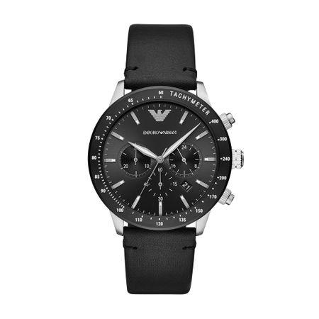 Relógio Emporio Armani Masculino Classic Chrono Preto AR11243/0PN