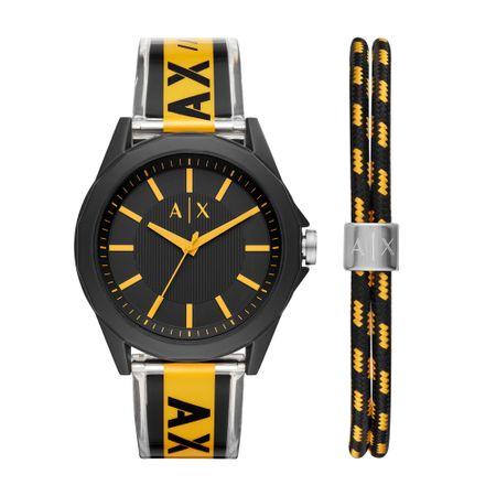 Relógio Armani Exchange Drexler Masculino Preto AX7114/K8PN