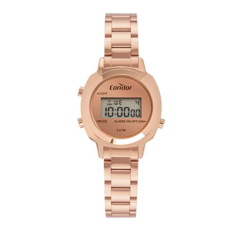 Relógio Condor Feminino Mini Rosé COJH512AJ/4J