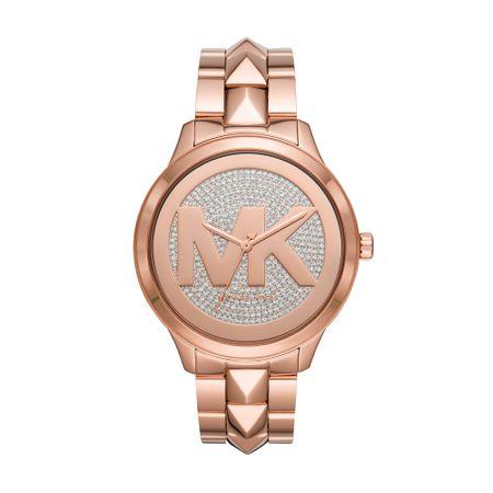 Relógio Michael KorsFeminino Runway Rosé MK6736/1JN