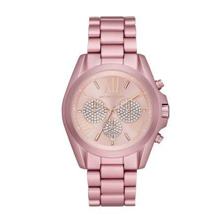 Relógio Michael KorsFeminino Bradshaw Rosa MK6752/1TN