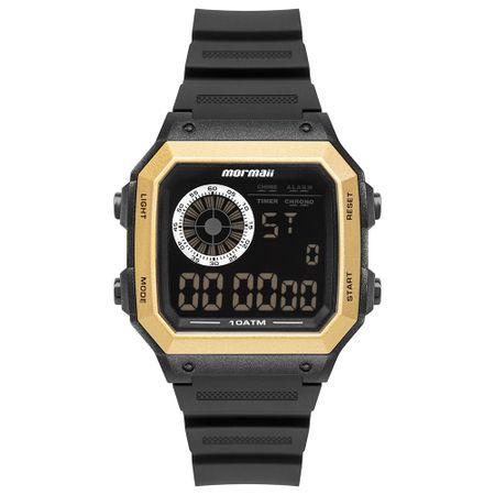 Relógio Mormaii Masculino Vibe Dourado MO2002JC/8D