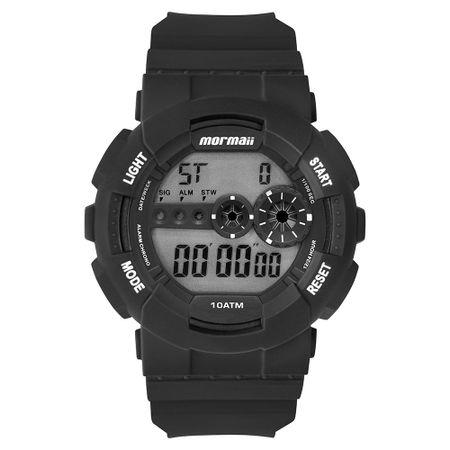 Relógio Mormaii Masculino Wave Preto MO9210AA/8P