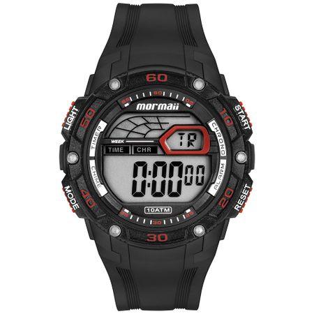 Relógio Mormaii Masculino Wave Preto MO9670AF/8R